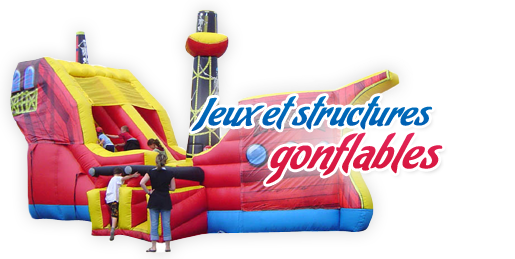 Air Design - Jeux et structures gonflables